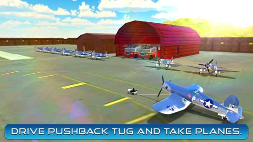 飞机运输船&海上模拟器3d