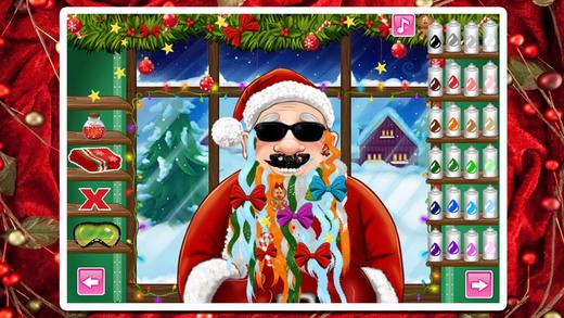 圣诞老人的胡子