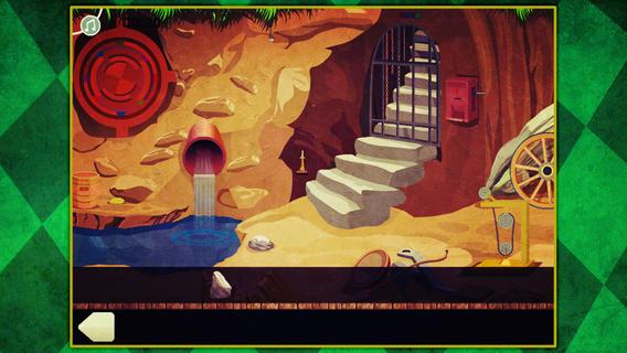 密室逃脱:恐怖洞穴 ^-^