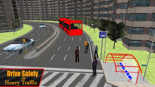 3D公交地铁模拟器 - 公共交通服务及卡车司机停车位模拟器游戏