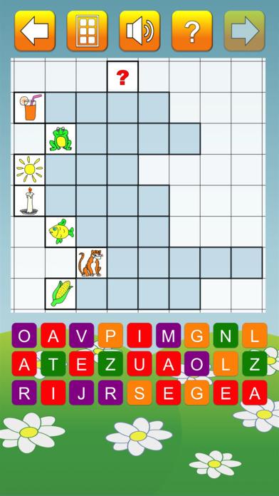 儿童填字游戏(西班牙文版)
