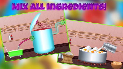 面包厂 - 女孩烹饪游戏