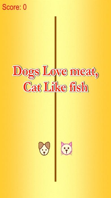 猫喜欢吃鱼 - 狗爱吃肉