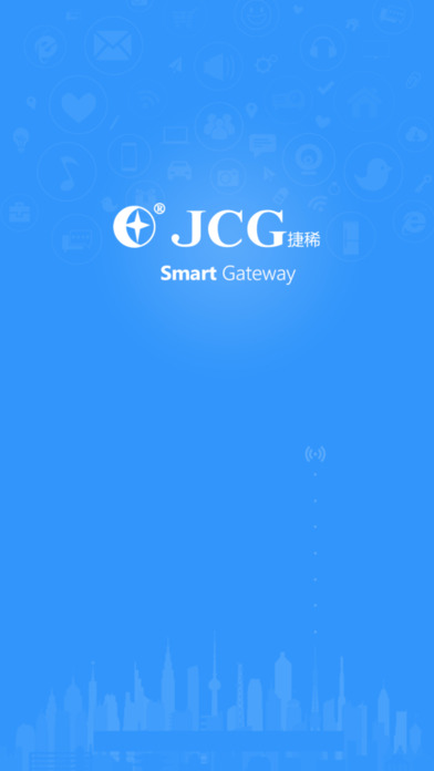 JCG智能网关