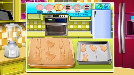 做饭游戏-美味糖果饼干