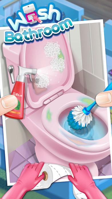 公主浴室清洗