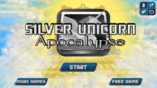 银独角兽战争启示录 - 我的史诗龙城堡攻击故事FULL / Silver Unicorn Apocalypse Wars - My Epic Dragons Castle Attack Story FULL