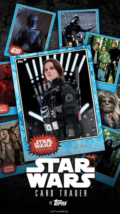 Star Wars™: 卡片交易者