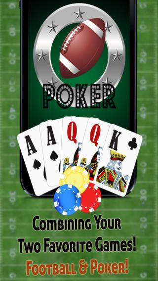 Football's Halftime Video Poker - 六玩转拉斯维加斯式纸牌游戏