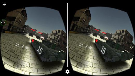 小镇坦克战VR