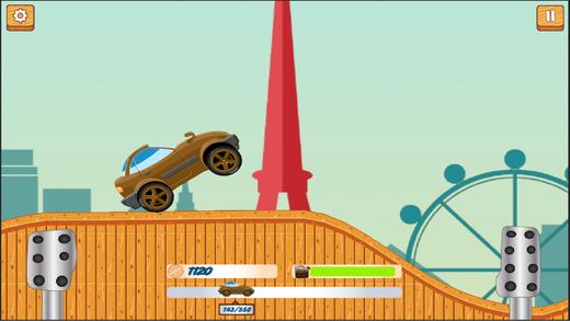 世界各地的赛车游戏