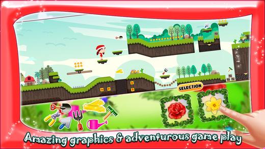 友谊花园的孩子 - 美味的园艺和农场游戏为幼儿