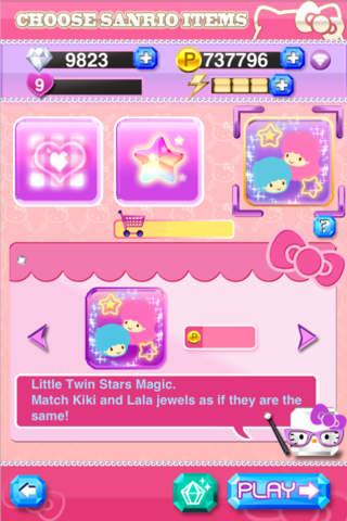 Hello Kitty®宝石方块 HD