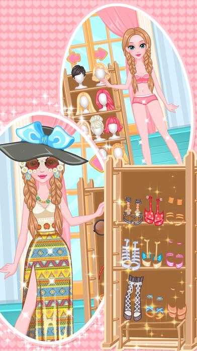女生音乐节 - 换装游戏时尚装扮