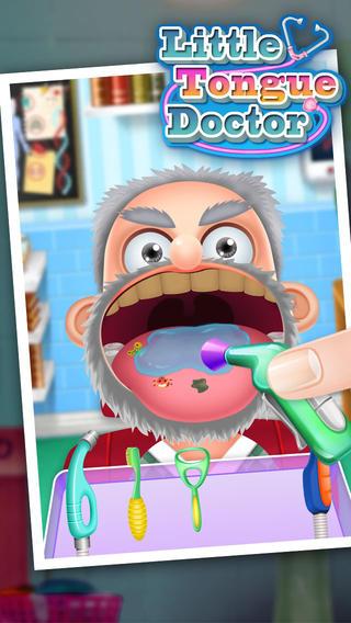 小小舌头医生 - 免费游戏