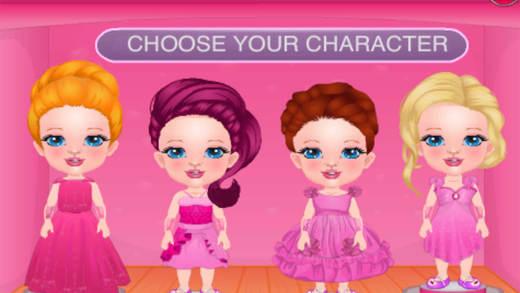 化妆去跳舞:儿童照顾穿衣打扮