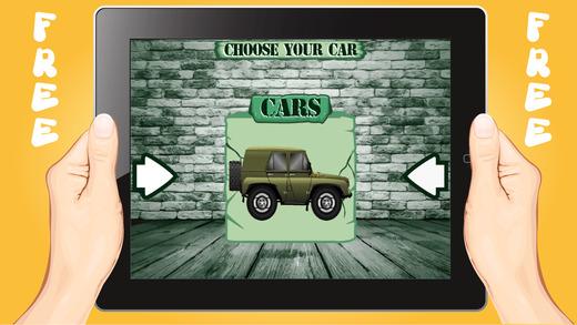 军用汽车赛车游戏