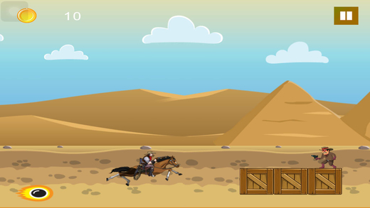 牛仔传奇冒险