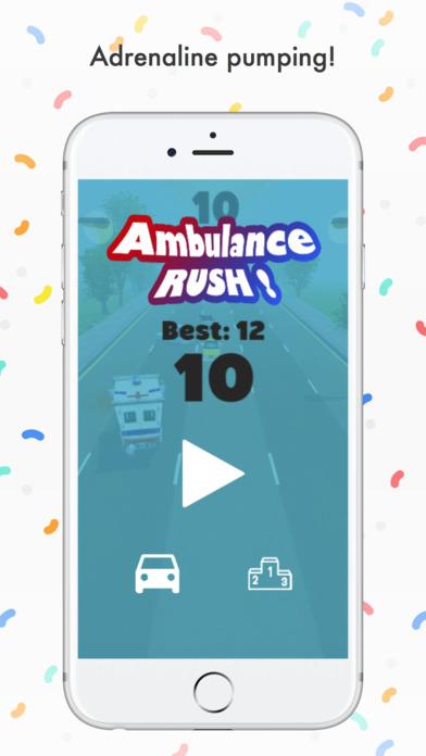 疯狂司机救护车
