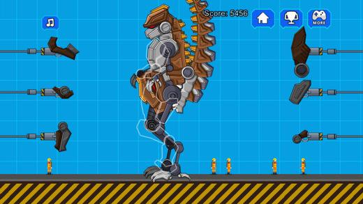 机器终结者暴龙霸王龙