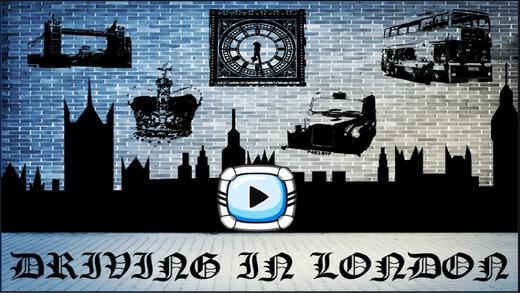 驾驶在伦敦