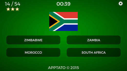 非洲国家 (完整版)