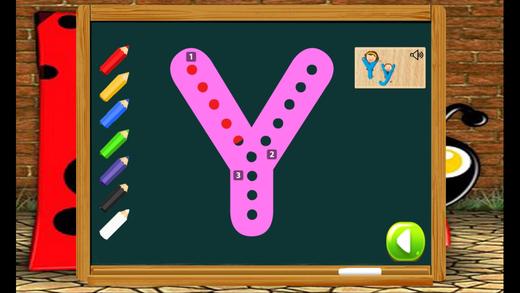 ABC轻松学习字母英文单词小孩游戏