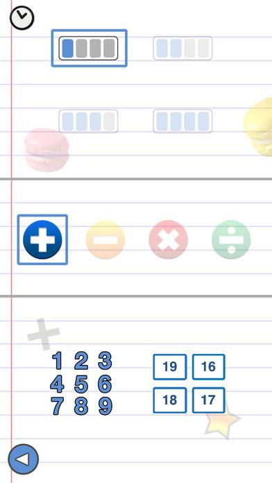 AB 数学精简版 - 小孩与大人的趣味游戏