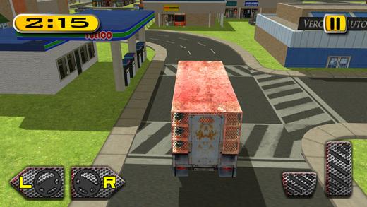 鸡送货卡车&范驾驶模拟器