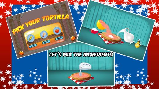 墨西哥美食厨房乐趣