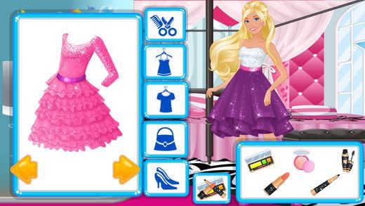 公主的派对购物
