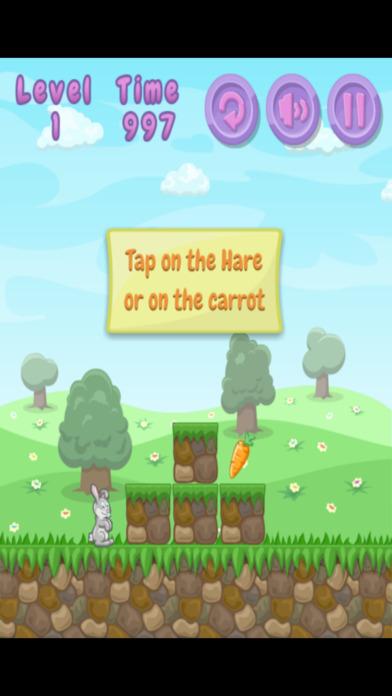 萝卜之桥—聪明的兔八哥