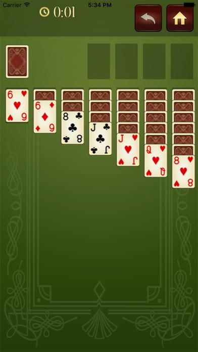 综合纸牌游戏