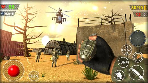 现代狙击手作战:射杀