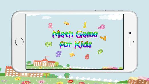 好玩 玩乐 数学 游戏 对于小朋友