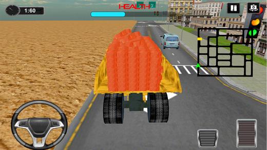 死城市建设者建造者 - 真正的模拟器3d