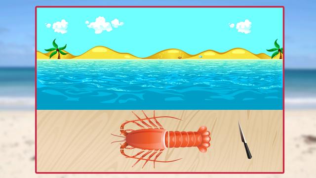 虾生产商 - 疯狂的海鲜烹饪的乐趣和厨房游戏小厨师