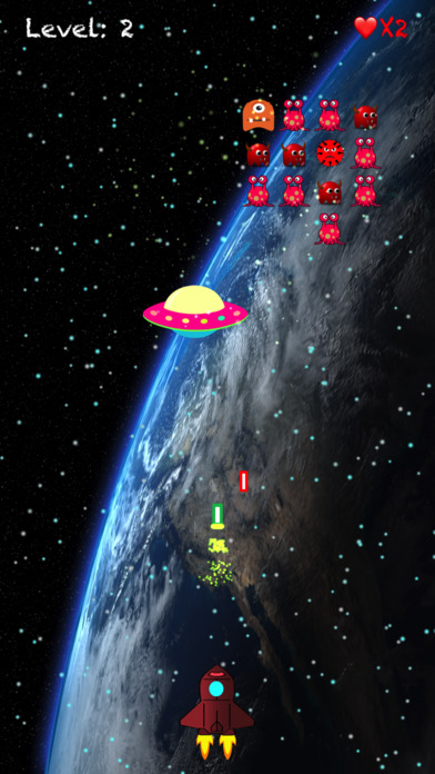 入侵者大战 (Space Invader Fighter)