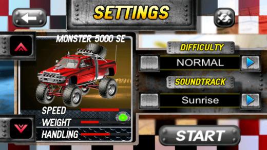SUV赛车3D  -  4x4的免费多人赛车游戏