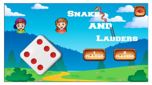 蛇和梯子 - 贪吃蛇游戏
