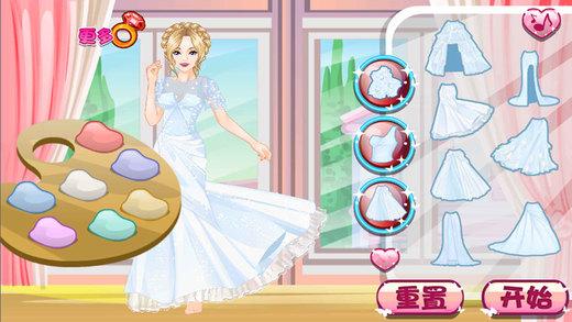 可可公主婚礼,幼儿教育游戏,妈妈和孩子们的游戏-CN