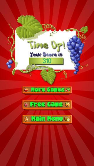 水果飞溅 - 第3益智游戏