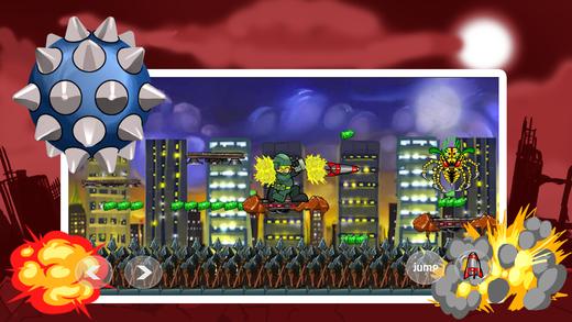 Alien Battle Wars-战斗战争