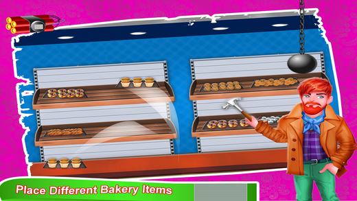 蛋糕店施工模拟器:有趣的游戏