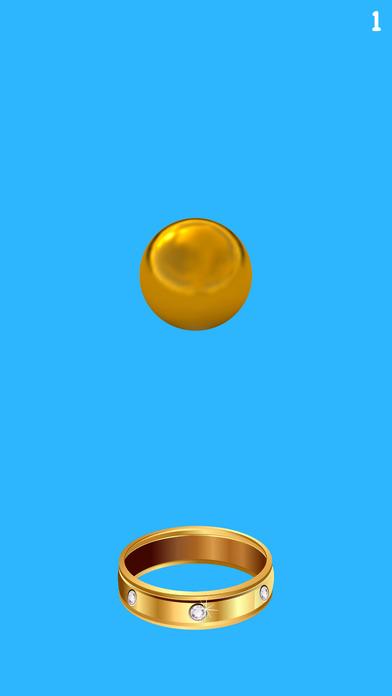 反应速度测试 - 天降金球