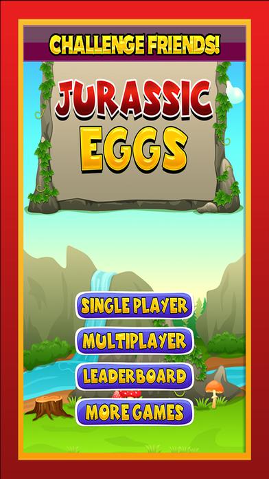侏罗纪恐龙蛋三场免费趣味游戏