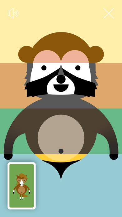 幼儿动物园 - 创造动物