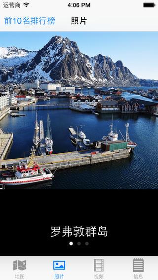 挪威10大旅游胜地 - 顶级美景游览指南