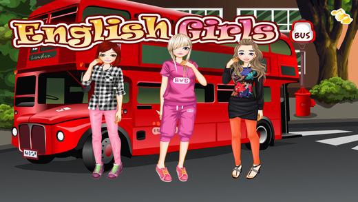 English Girls -讓我們去倫敦