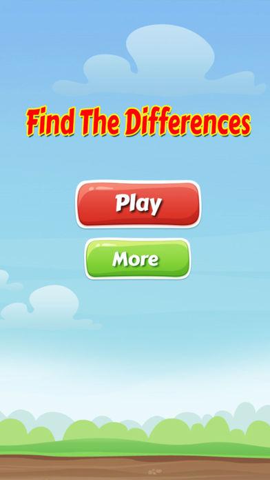 找到差异的照片追捕游戏
